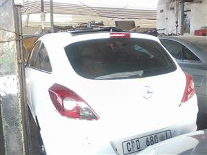 OPEL CORSA SPARE PARTS FOR SALE