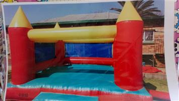 complete jumping castle business for sale