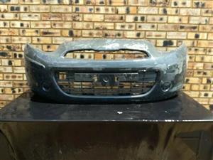 Nissan Micra Front Bumper
