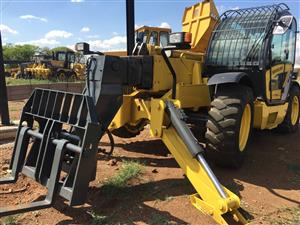 New Holland LM1745 Turbo Teli Handler 2007 Pre-Owned Other