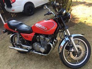 1983 Suzuki GSX