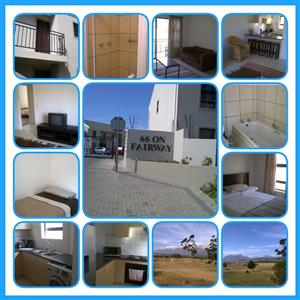 Furnished flat Gordonsbay