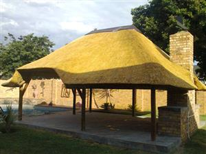 Affordable Lapas, Thatched Roofs Thatch repair and maintenance in gauteng