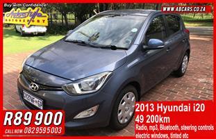 2013 Hyundai i20 1.4 Sport