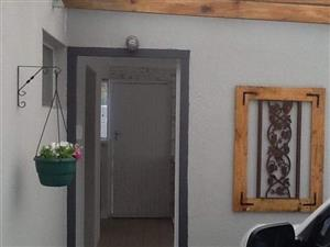 TWO BED ROOM COTTAGE TO LET IN SECUNDA NEXT STANDARD BANK BUILDING IN CBD