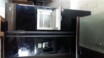 Urgent Sale LG Black Mirror fridge Limited Edition & Mini Bar fridges for Sale!!!