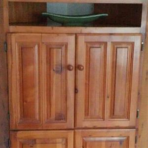Tv Corner Unit Origan Pine