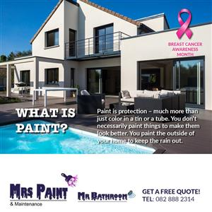 Mrs Paint - Painting & Maintenance Contractor