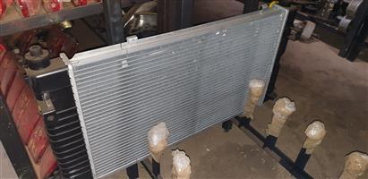 Chrysler Voyager radiator