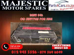 Bmw e46 used cd shuttle for sale used spares