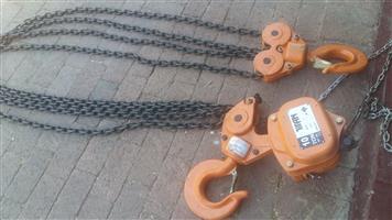 10 Ton Chain Block