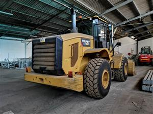 Caterpillar 950GC 2015 HOURS-960 Open to Offers