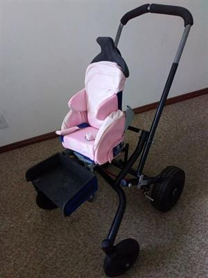 Buggy for special needs child