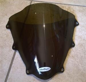 War Eagle Racing Motorcycle Screens and Fairings Suzuki GSXR600 750 '13+ D/B Screen
