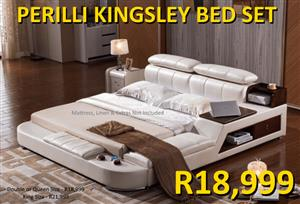 PERILLI KINGSLEY BED SET
