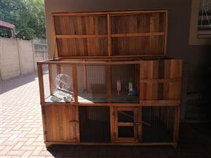 Chicken coop / Bunny cage