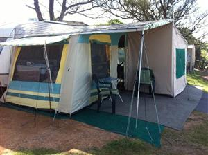 Extension for Caravan Tent