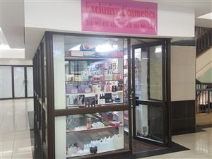 Nails and cosmetics shop for sale