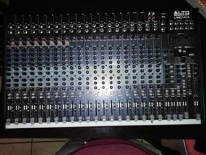Alto 24 Channel Mixer