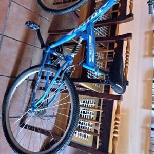 """Totem Swift 26"""" bicycle hardly used"""