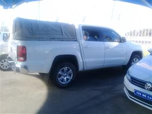 VW Amarok back bars and canvas for sale