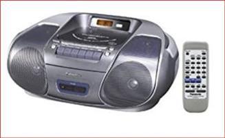 Panasonic Portable Stereo CD/Radio