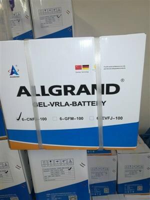 AllGRAND batterie 200ah