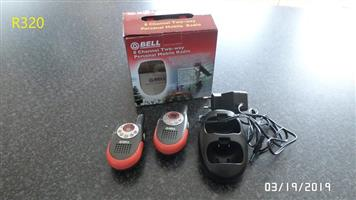 Bell 2 way radio for sale