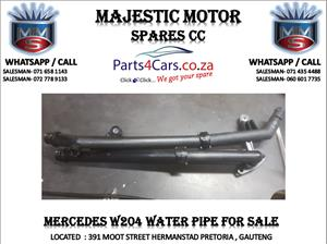 Mercedes benz W204 water pipe for sale