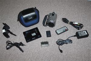 Sony Handycam video camera DCR-SR62