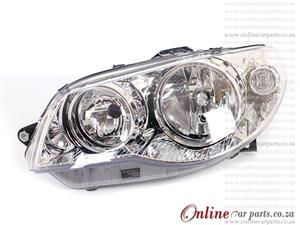 Fiat Palio/Sienna Left Hand Side Manual Headlight Headlamp 2005-