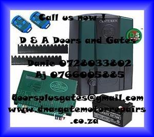 VEREENIGING , Garage door and Gate motor Service & Repairs 0715448750 CALL NOW