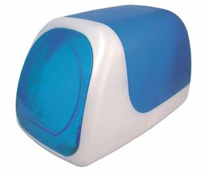 Blue CD Box - Holds 60 CD's!! AMAZING DEALS!
