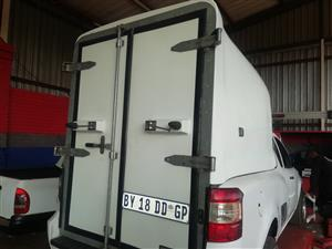 2012 chev high volume canopy for sale