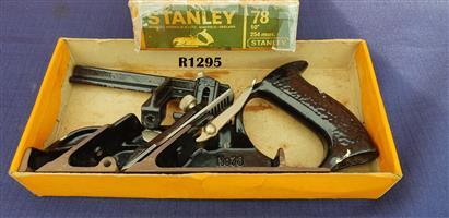 Stanley No 78 Planer