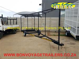 6 Meter Billboard/Advert Trailer For Sale