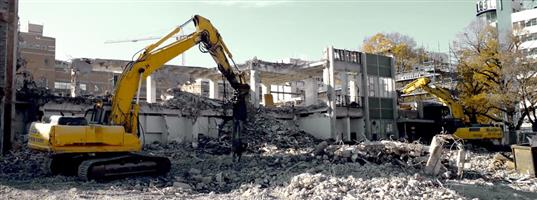 utmost Demolition and building Rubble