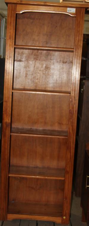 Pine bookshelf S030663A #Rosettenvillepawnshop