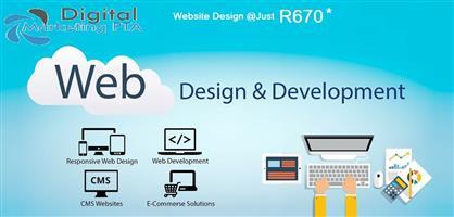 Website Designing and Digital Marketing Pretoria
