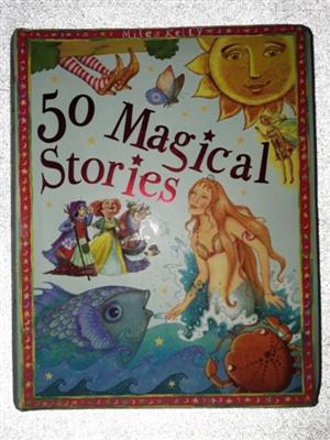 50 Magical Stories - Vic Parker - Children Book.