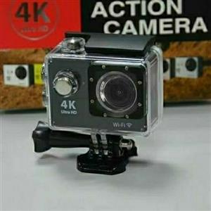 4K action camera (new)