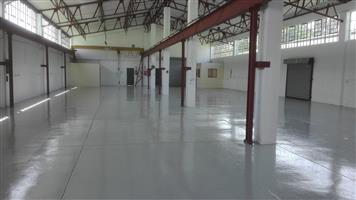 660 Sqm Unit Alberton Florentia with Offices  Well situated....