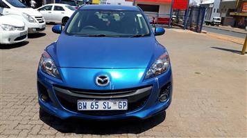 2013 Mazda Mazda3 hatch 1.6 Active