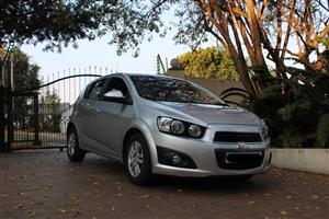 2014 Chevrolet Sonic hatch 1.3D LS