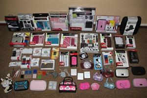 DS lite & 3DS original games & accessories sold separately, used for sale  Cape Town - Northern Suburbs