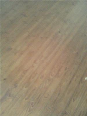 Wood stripers:striping of wooden floors, filling