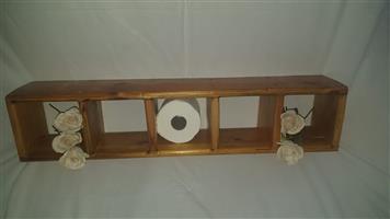 Unique Toilet Roll Holder