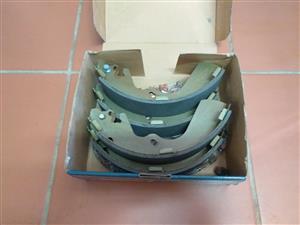 H100 Series 2&3 Brake shoes