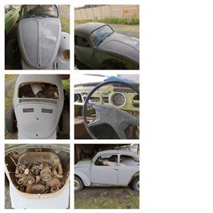 1975 VW Beetle 1.8T