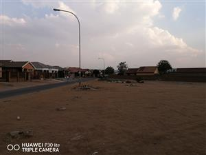 VACANT LAND FOR SALE IN MABOPANE